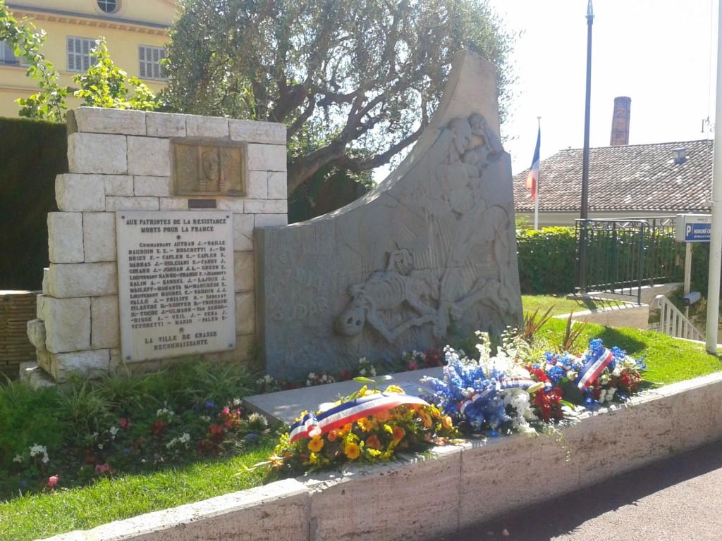 Cours Honoré Cresp - 1° Journée Nationale de Commémoration de la Résistance - 27/05/14