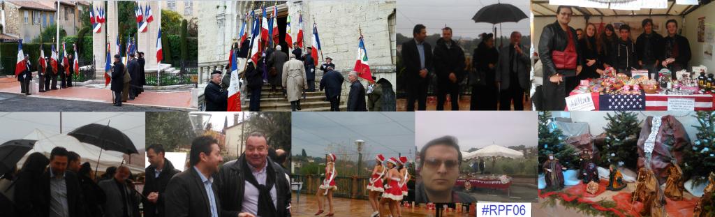 Journée d'hommage et mémoire Algérie - Maroc - Tunisie - Marché de Noel du Quartier St Antoine