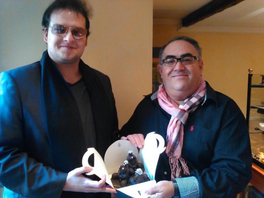 Jean-René LAGET avec Yannick TAVOLARO