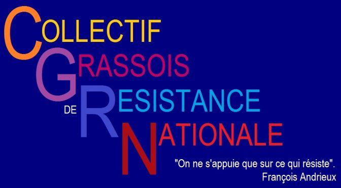 Rassemblement du 17 Mars (CGRN) : discours, articles, infos